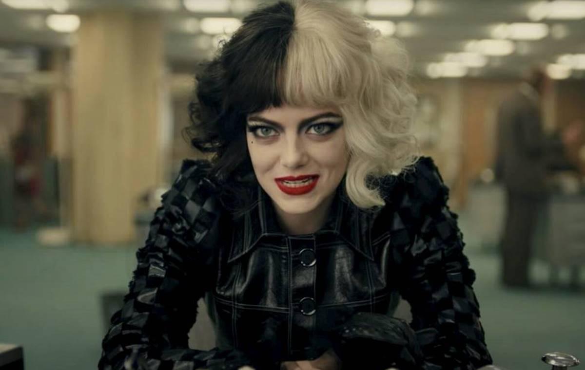Cruella, interpretado por Emma Stone