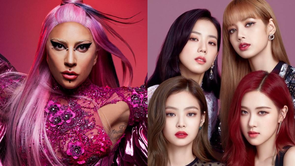 Lady Gaga pode lançar o clipe de Sour Candy com BLACKPINK