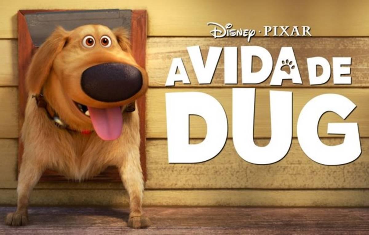 A Vida de Dug, série do Disney+