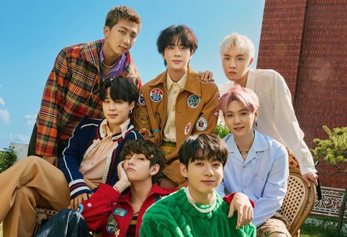 BTS para a Billboard