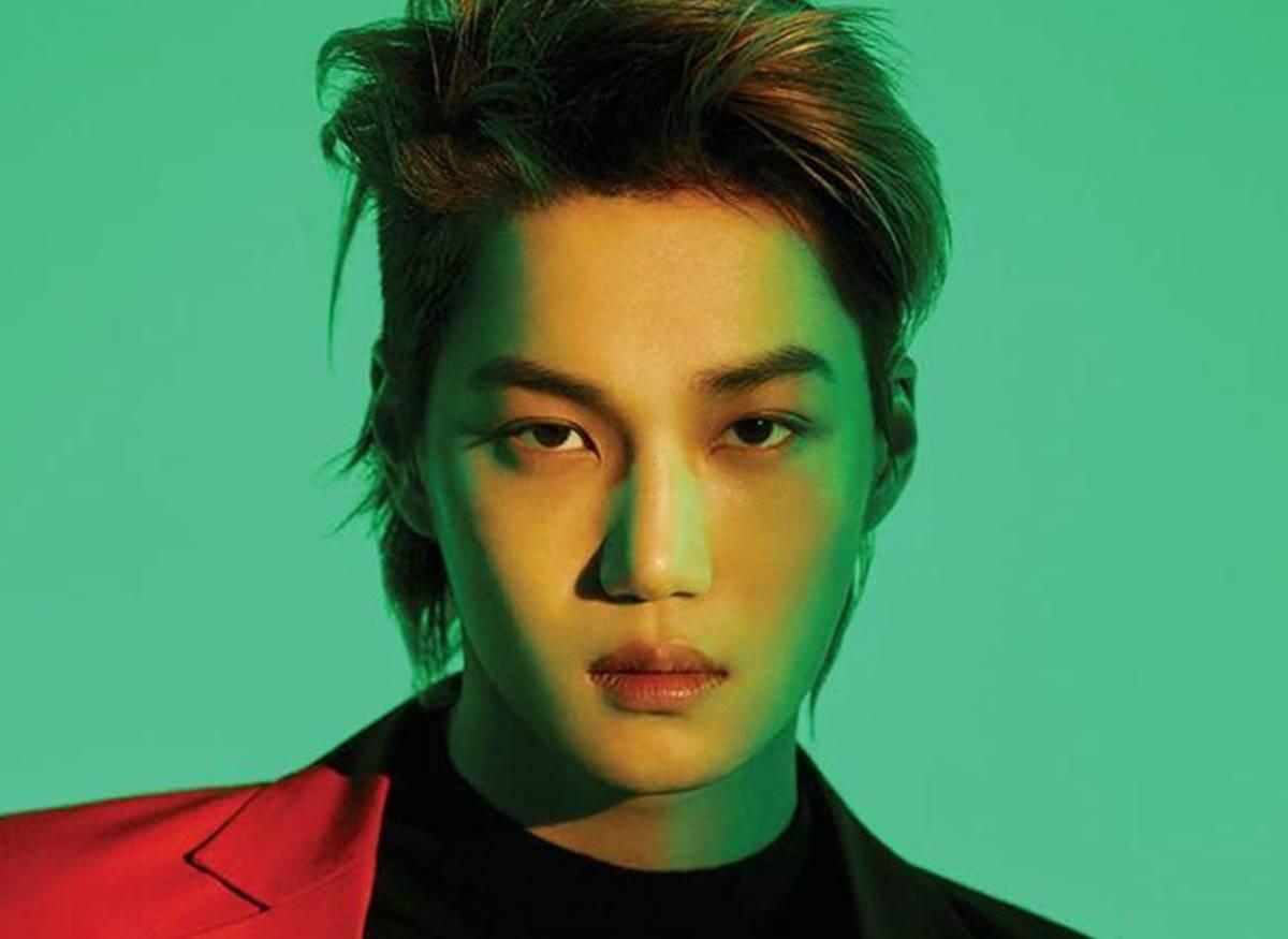 Kai, integrante do EXO